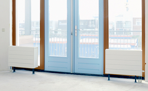 Moderne Radiator Woonkamer : Histor kluswijzer radiator schilderen