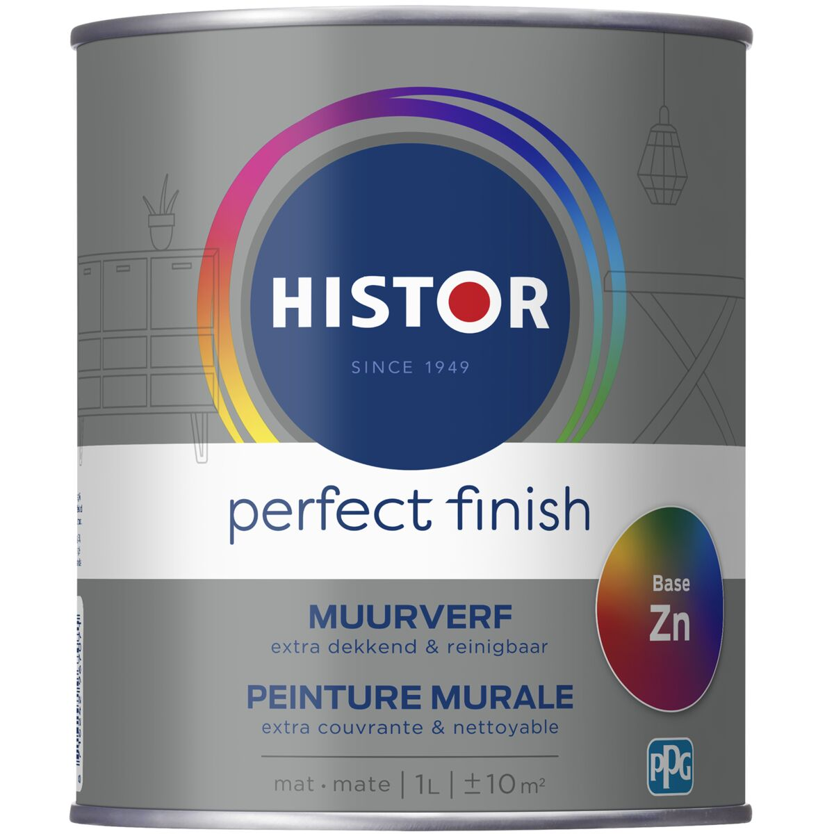Histor Perfect Finish Muurverf Mat