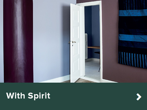 Trend 4: With Spirit