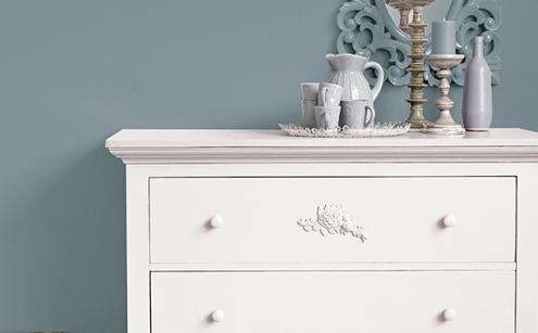 Keukenkastjes Wit Schilderen : Histor kluswijzer een kast schilderen met krijtverf