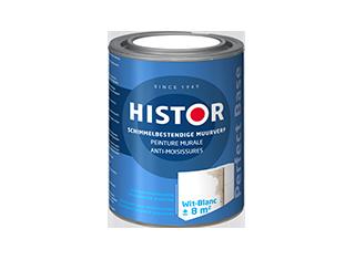 Muurverf Badkamer Histor : Histor producten badkamerverf
