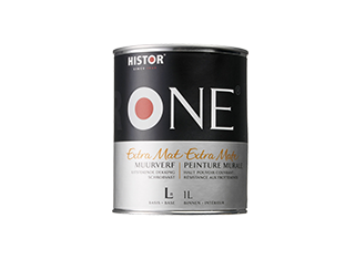 ONE by Histor Muurverf Extra Mat