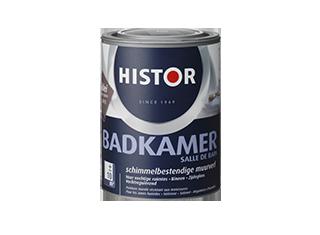 Muurverf Voor Badkamer : Histor producten badkamerverf